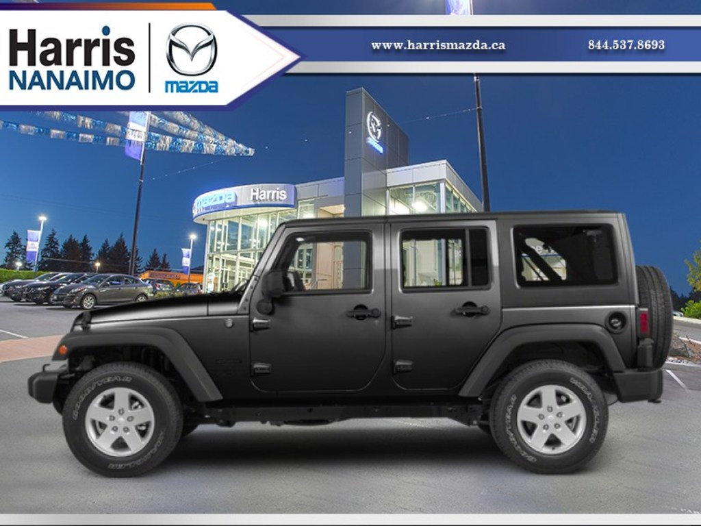 Pre Owned 2013 Jeep WRANGLER UNLIMITED Unlimited Sahara